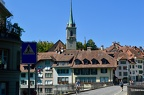 Walking tour of Bern