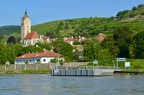 Sailing to Krems