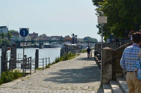 Walking tour of Regensburg